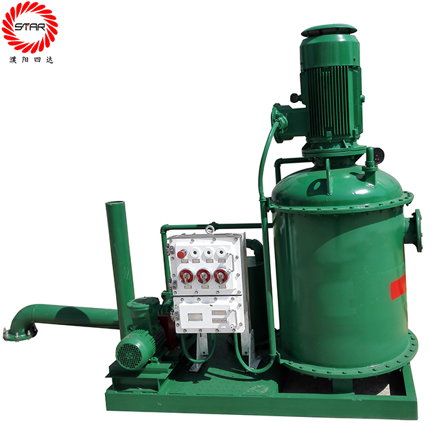 Well Drilling Solid Control System Vacuum Degasser