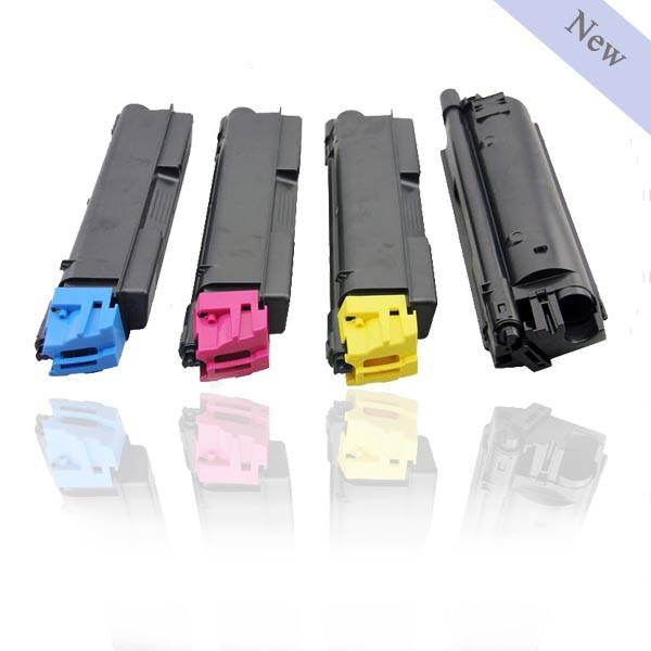 Copier toner cartridge compatible for kyocera tk590/591/592/593/594