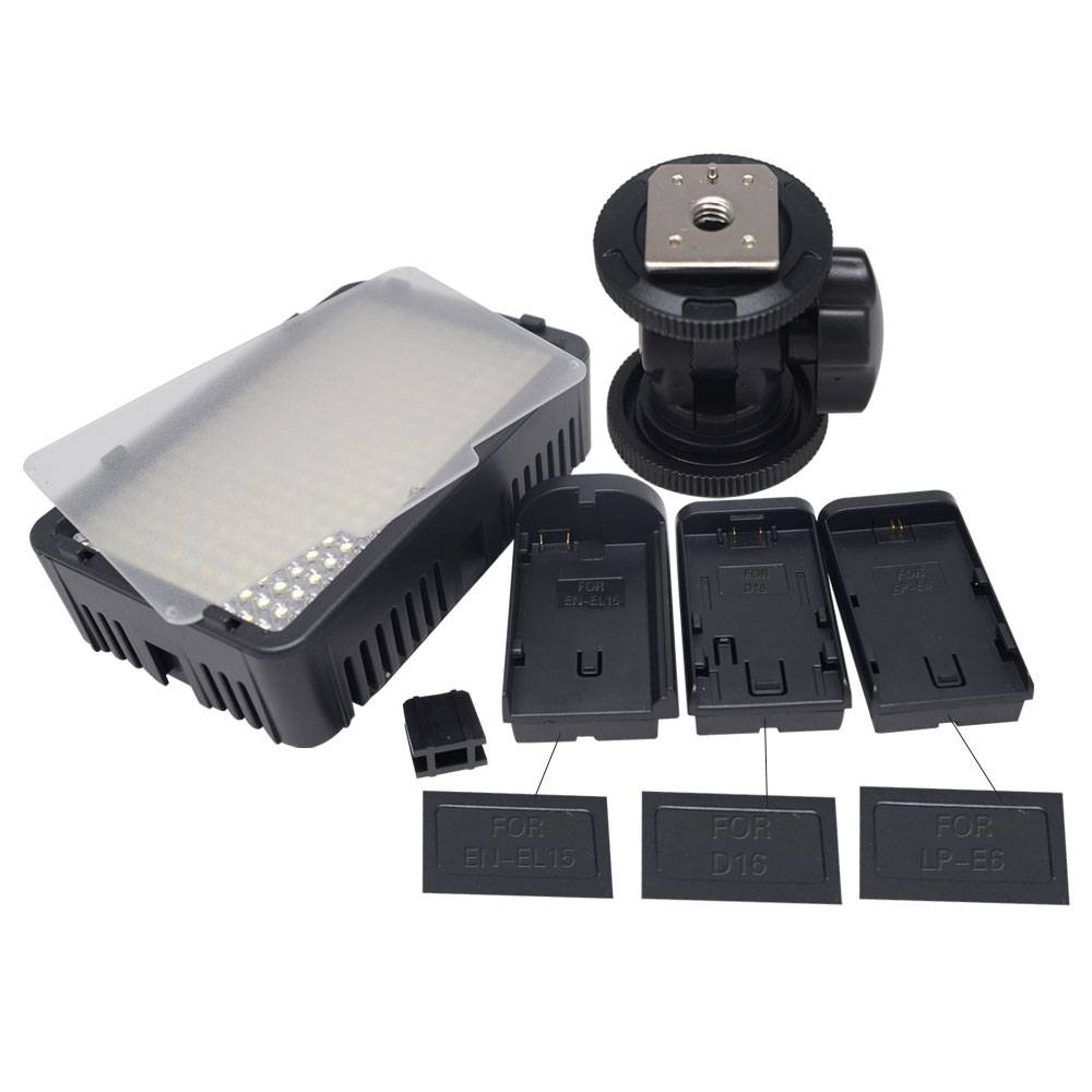 Mcoplus Camera video LED lighting