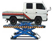EE-6603 ALIGNMENT SCISSOR LIFT