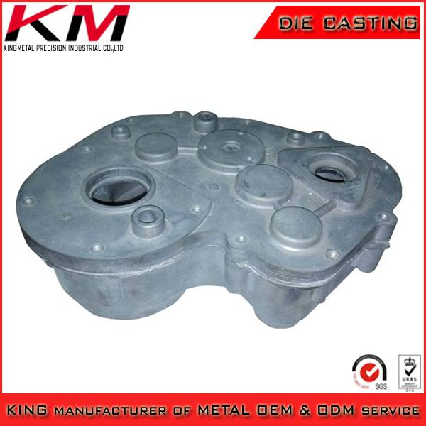 Pressure casting aluminum ADC12 machinery enclosure part