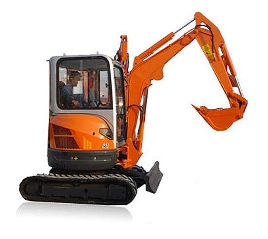 BH26 Mini Crawler Excavator