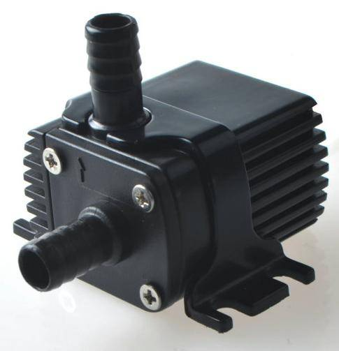 12V Mini DC Pump, 240LPH, 3M 4.2W, Submersible, Super long life>30000 hours, Fountain, Aquarium, Wat