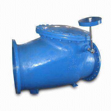 AWWA C508 Water Check Valves :with 125 LB TO 300 LB Working Pressure
