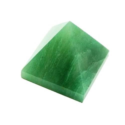 Green Aventurine Pyramids