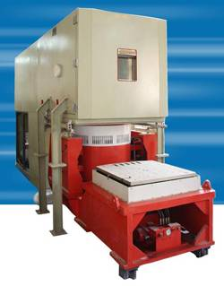 combined vibration and temperature humidity test chamber