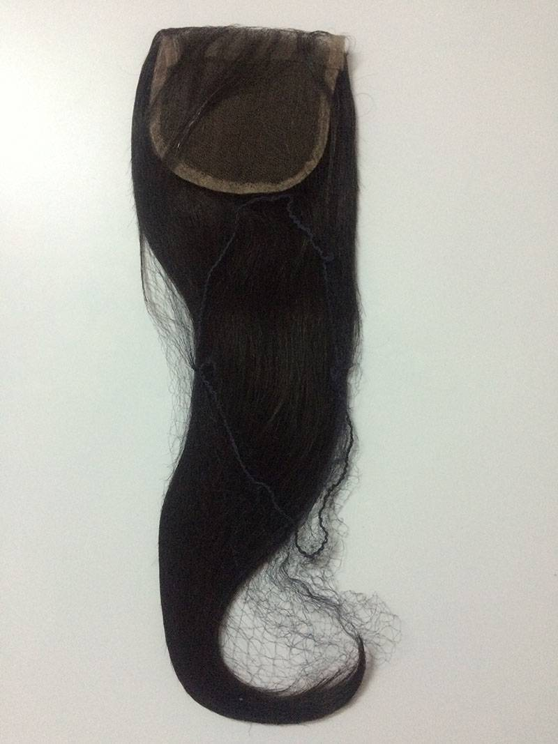 4*4inch virgin remy swiss lace closure