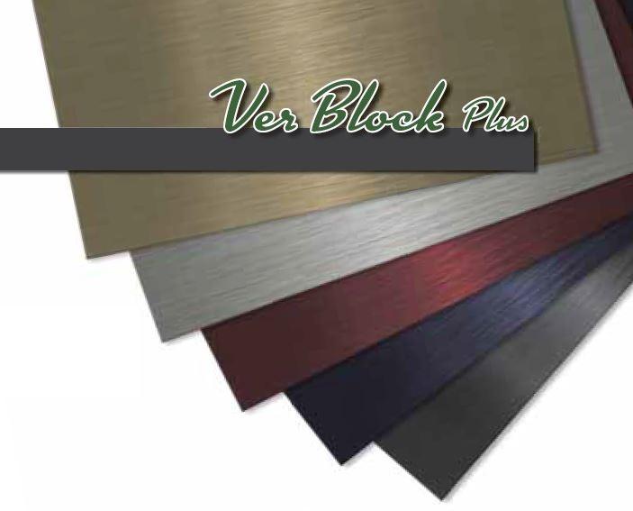 Stainles Steel Tile_VERBLOCK / VERBLOCK PLUS