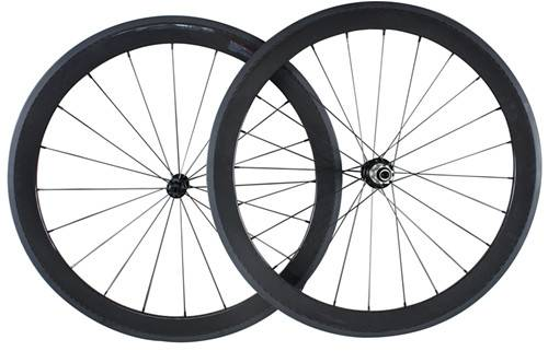 good quality full carbon wheel tubular 50mm 700c quick delivery