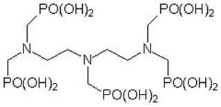 Diethylene Triamine Penta (Methylene Phosphonic Acid) (DTPMPA) KIMA-S203
