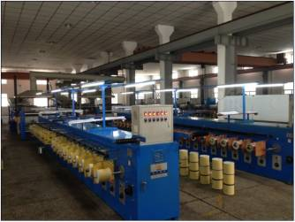 FUCHUAN ® FC-T16 Normal wire high speed annealing machine with high performance