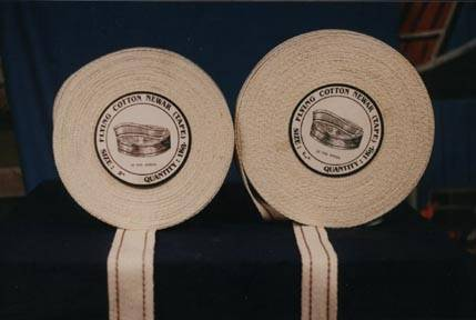 Cotton NAWAR webbing tape