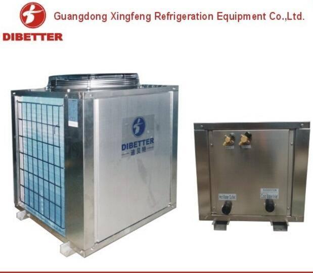 smart small air conditioner heat pump/ground source heat pump