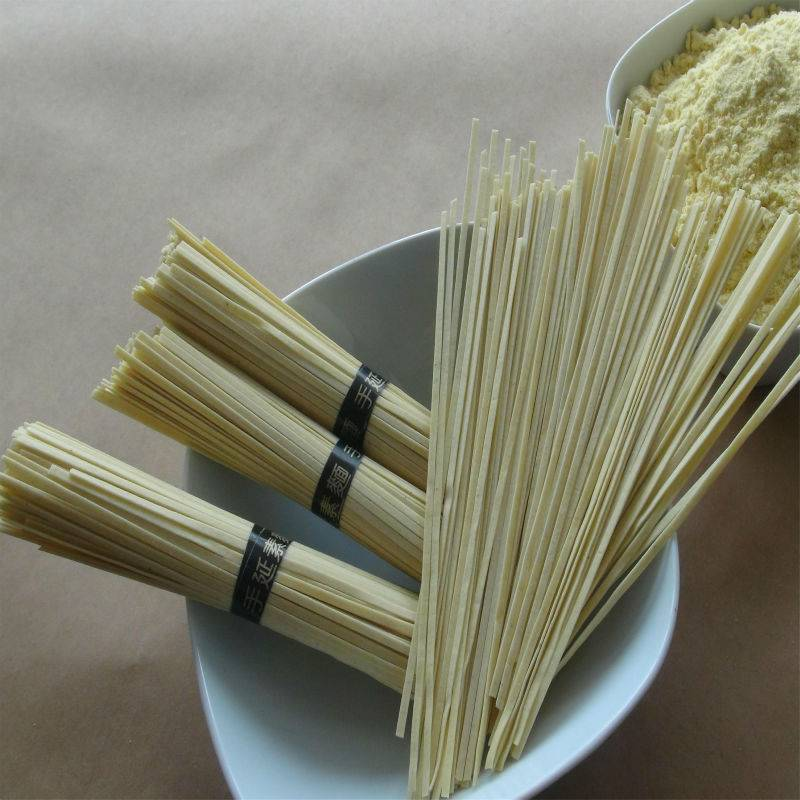 Natural low fat Corn Noodle