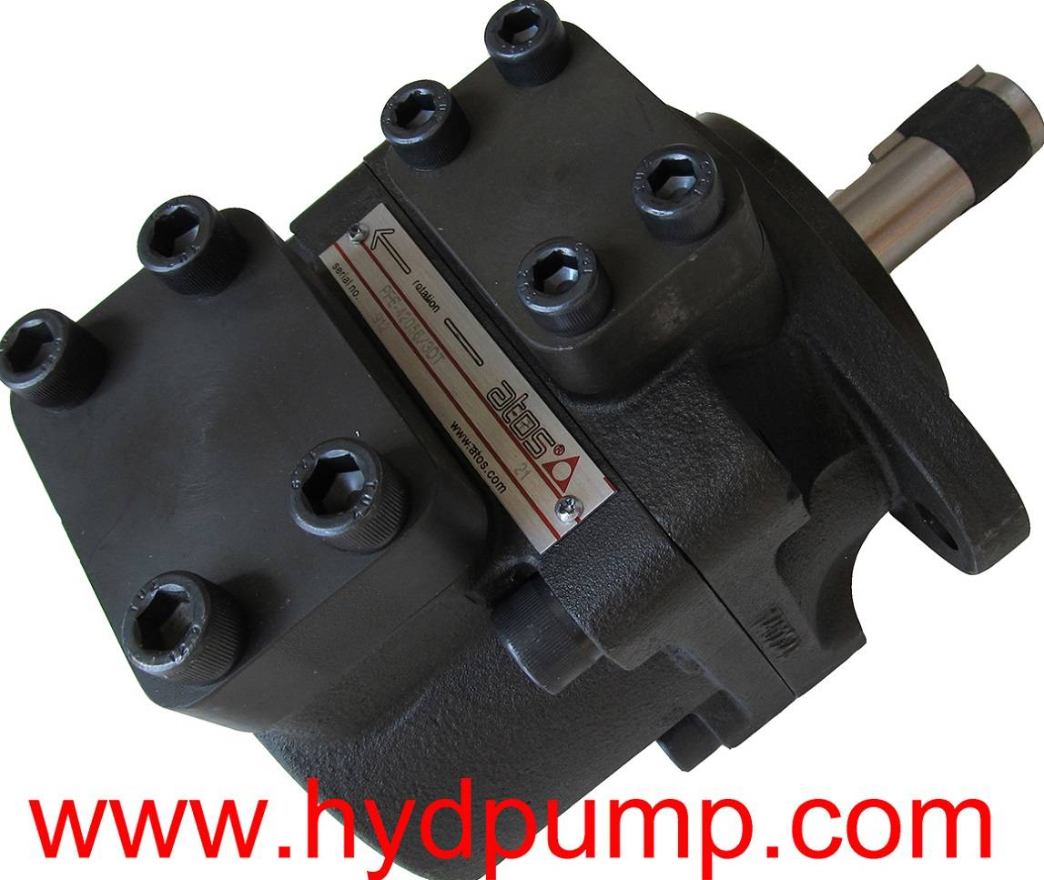 ATOS PFE single vane pump