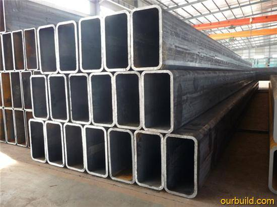 seamless rectangular hollow section steel pipe
