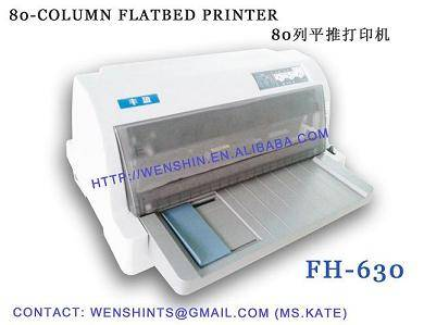 office printer for invoice/ purchase order/ certificate/ document printer FH630, compatible with lq6