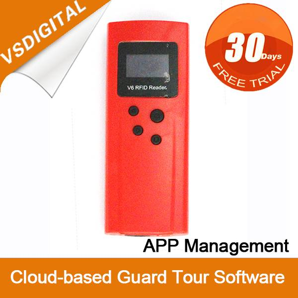 GPRS Realtime Guard Monitoring System Guard Tour System