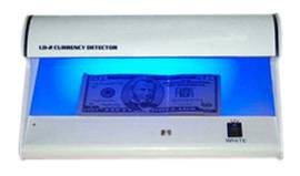 Currency Detector, Note detector counterfeit Fake currency