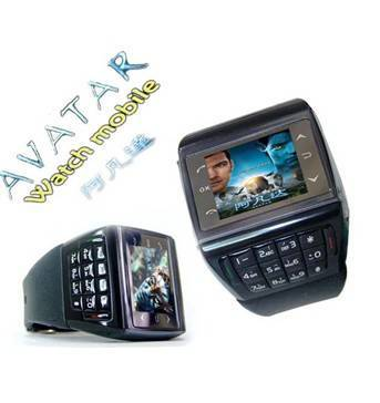 """1.33 """"Touch Screen Watch Mobilephone"""