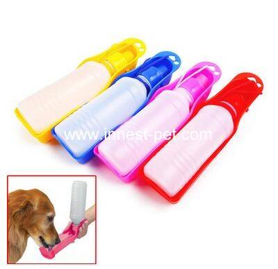 pet product pet dog water bottle/ dog bottle/ pet bottle