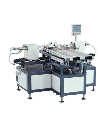 Paper can assembly machine