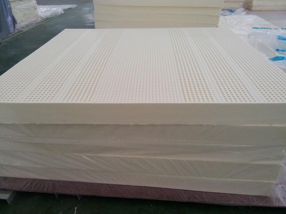 7 Zone- Natural latex mattress