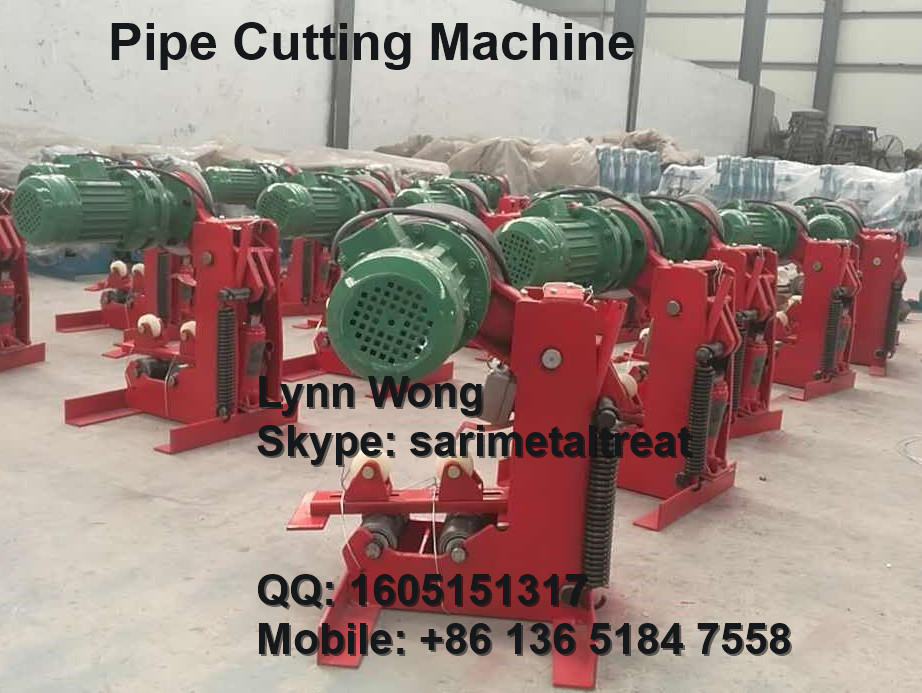 pipe cutting machine , hole making machine