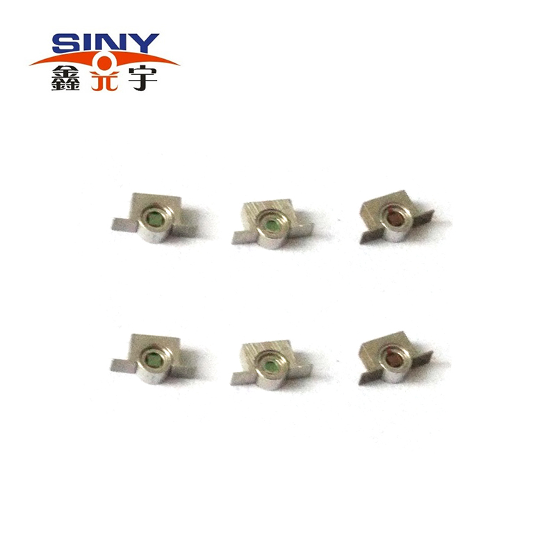 Clear Aperture 0.4--3.0mm Fiber Optical Free Space Isolator Faraday Isolator Supplier