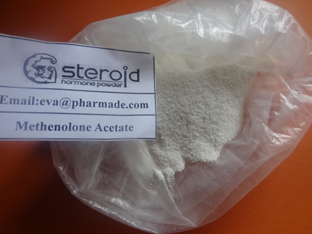 Injectable Anabolic Steroid Primobolan Methenolone Acetate Primo For Female 434-05-9