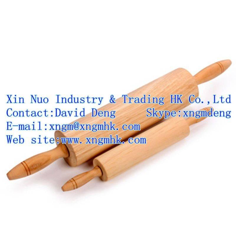 Wooden rolling pin , wooden kitchenware, wooden kitchen tools, kitchen accessories