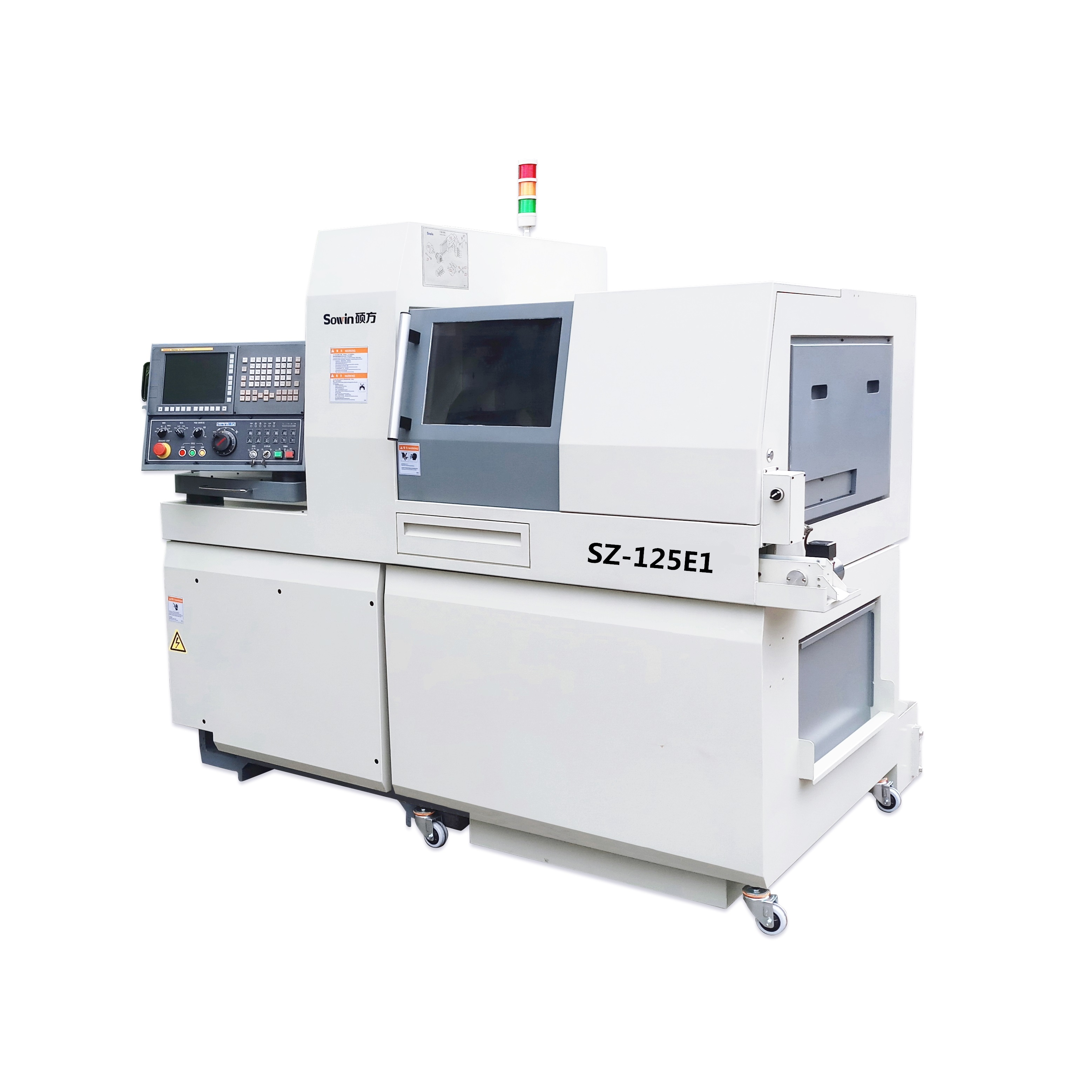 Swiss type small factory CNC turning lathe for sale