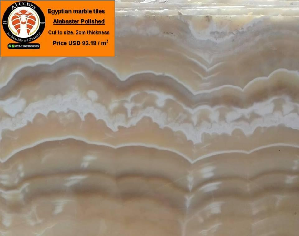 Alabaster Marble