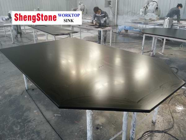 Professional production laboratory epoxy resin countertop