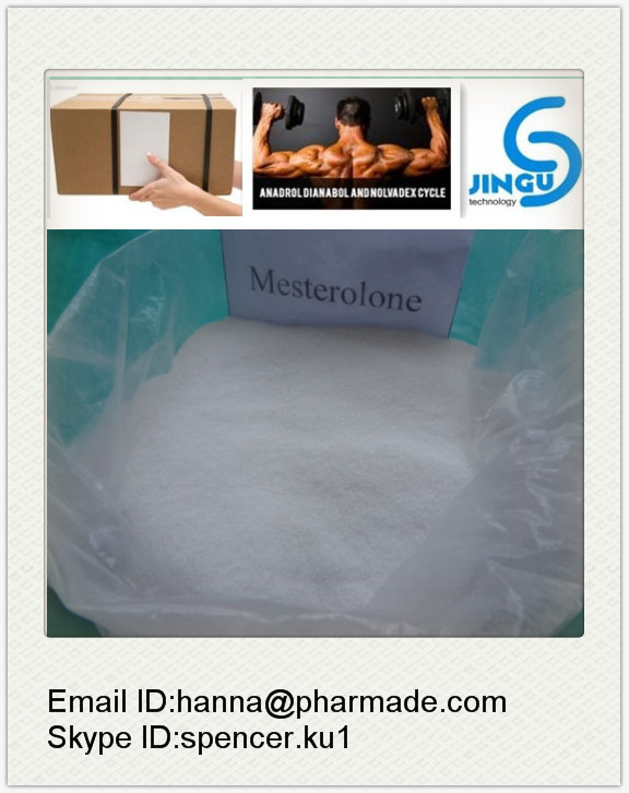 Mesterolone Proviron orally applicable bodybuilding for antiestrogenic