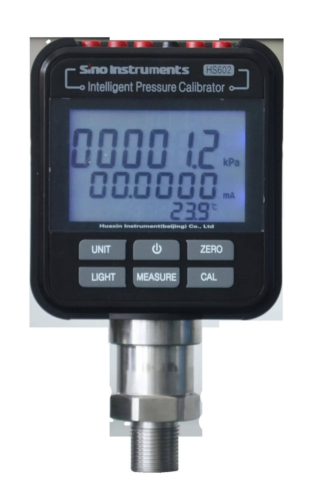 HS602 Intelligent Pressure Calibrator