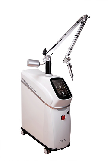 LUCAS Plus [Q-switched Nd;Yag Laser System]