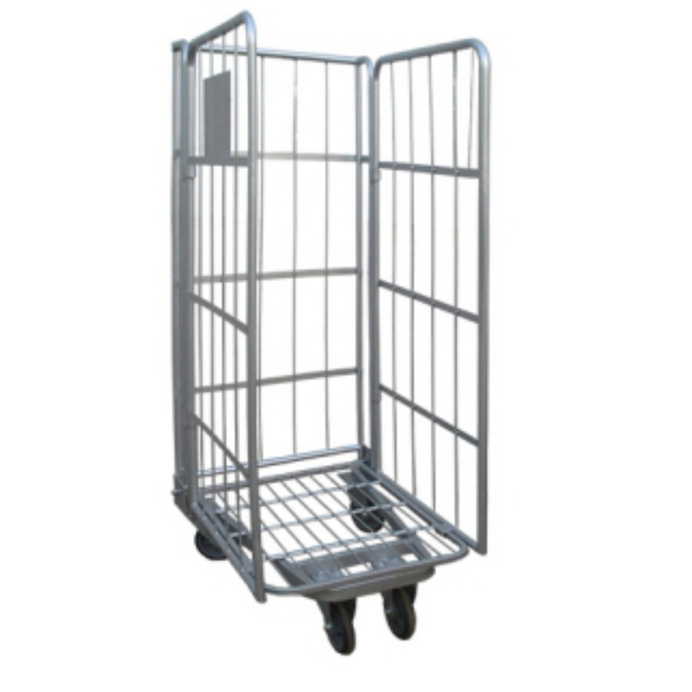 500kg Capacity Roll Container European Style L860W725H1770mm