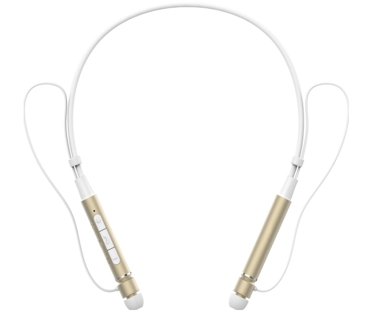 neckband stereo bluetooth headphone for sports