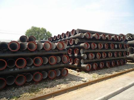 shanxi guanghua ductile iron pipe and fittings