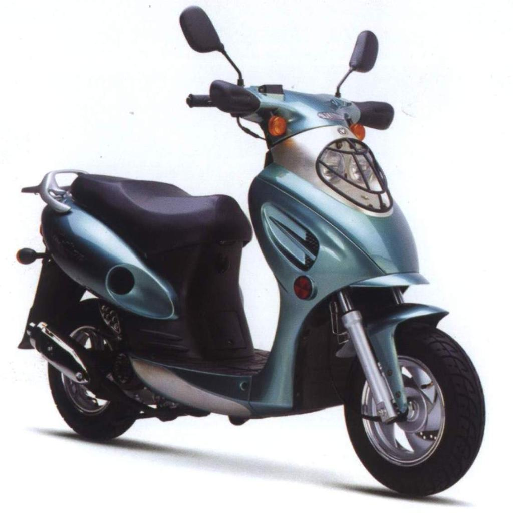 Scooter 50QT-5