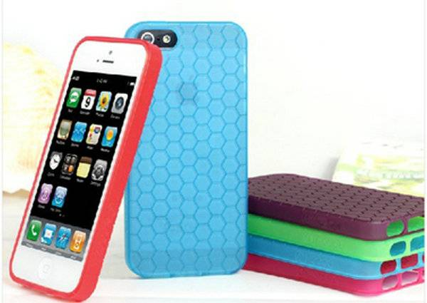 Minion TPU honey combo case for Iphone 5,hot sell in North American