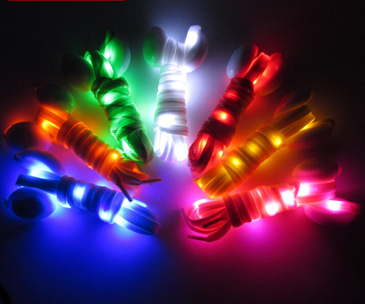 LED Nylon shoelace