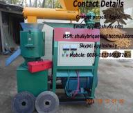 Pellet Machine from Sawdust