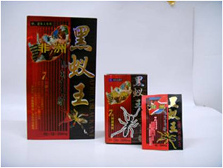 Africa black ant king Sex Pills Male Sex Enhancer Chinese Herb
