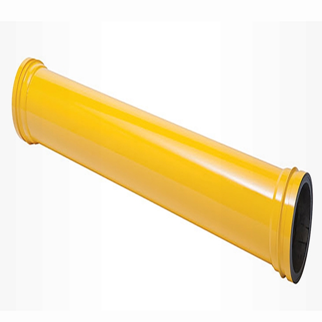 Heavy Duty ST52 twin-wall seamless concrete pipe boom pipe delivery pipe