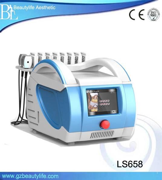 Cavitation RF Lipo Laser Machine Ls658