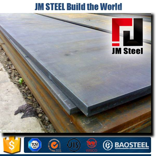 durable performance high payload xar400 wear resistant steel plate sheet