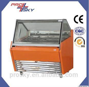 Prosky Ice Cream Display Freezer