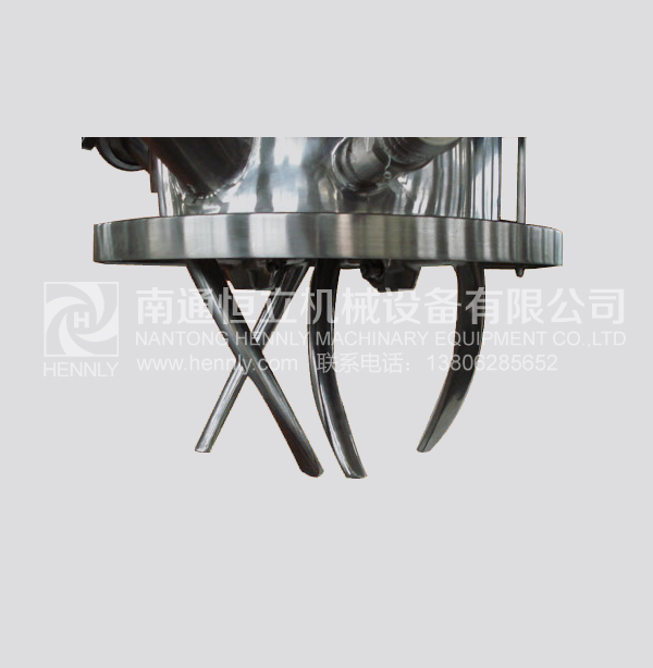 claw blades planetary mixer